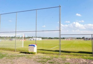 Parque Guasu Metropolitano campo de juego 1