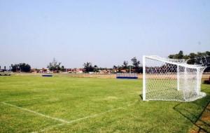 Parque Guasu Metropolitano campo de juego