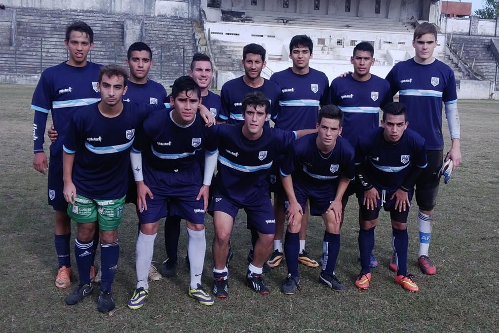 CEF CUARTA amistoso vs Sportivo Barracas
