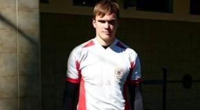"Axel "" Chiqui"" Gandarela es refuerzo de Polonia F.C ( Liga de Lujan)"