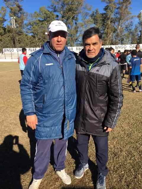 Con Beto Romano