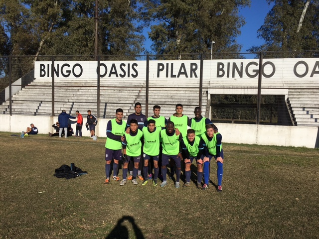 Equipo CEF 2 Pilar