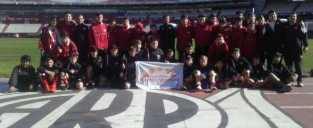 Recibimos a la 6º y 7º División del Club Atlético Monte Hermoso