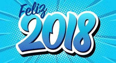Feliz 2018 !!